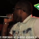 VIDEO: Ice Prince Performs At Queens Lounge In Atlanta