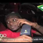 VIDEO: Davido Talks About His Beef With Wizkid + Davido And The HKN Gang Live In Atlanta