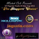 The Blogger's Choice Vol 5 :Top 20 Singles (May – August 2012)