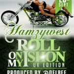 Hamzy West –  #ROMI [Roll On My Ishon] (Prod By Del B)