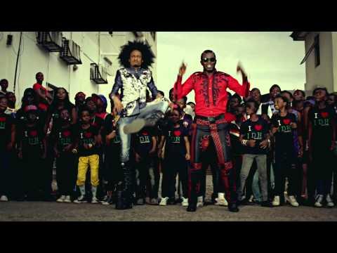 VIDEO: JJC – African Skank « tooXclusive