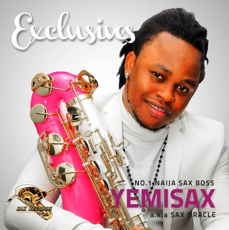 Image result for YEMI SAX