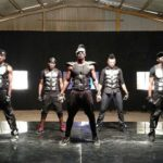 """Behind the Scenes Photos from P-Square's New """"Alingo"""" Music Video Shoot"""