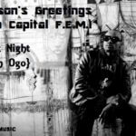 Capital FEMI – Silent Night (Korin Ogo)