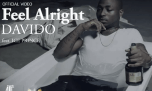 Davido-feel-alright-video