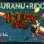 Suranu & Rexx – Holiday Party 2.0