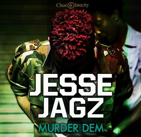 jesse jaGZ - Murder Dem image