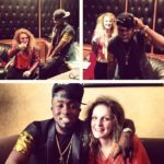 Ice Prince Records With David Guetta