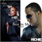 Efya ft Richie Mensah – Best In Me (Remix)