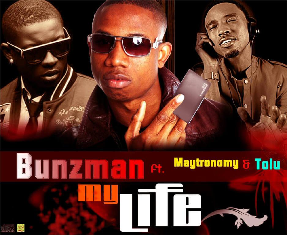 Bunzman - My Life Artwork
