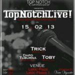 TopNotch Live In Concert