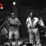 VIDEO: Dr Victor Olaiya and 2face on 'Baby Jowo' {Behind the Scenes}