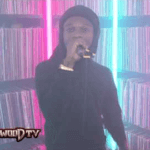 VIDEO: Wizkid Freestyles On Tim Westwood
