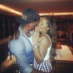 VIDEO: Tiwa Savage Birthday Turned Proposal To Her Manager, Tee-Billz at Eko Hotel