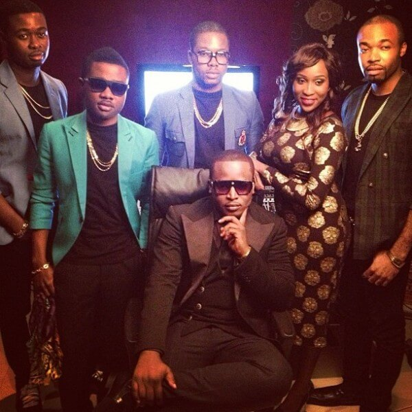 Da-Trybe-L-R-Sarz-K9-Sojay-above-eLDee-Aramide-and-Rukus-600x600