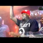 VIDEO: Industry Nite With Modenine