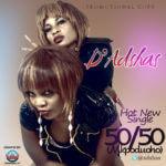 D'ADSHAS – 50\50 (Audio + Video)