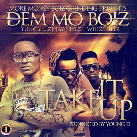 DEM MO BOIZ single ART bbm design