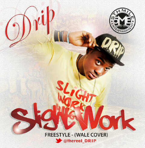 DRIP SLIGHTWORK COVER