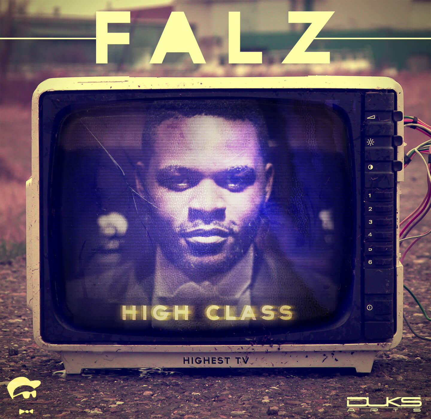 Falz High Class Artwork