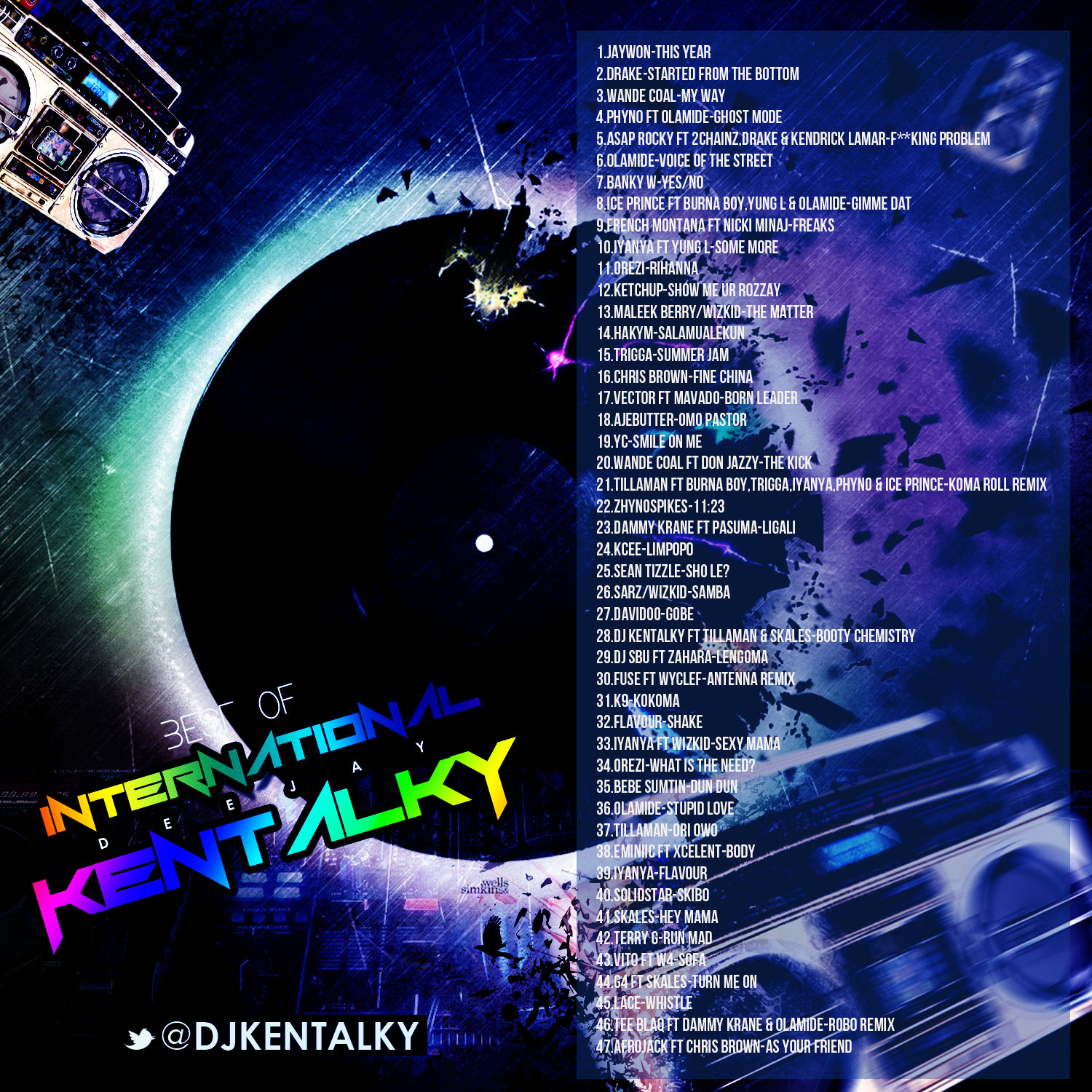 DOWNLOAD: DJ Kentalky - Best Of International Mix « tooXclusive