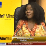 VIDEO: Omawumi Is Refreshingly Honest On Rubbin' Minds