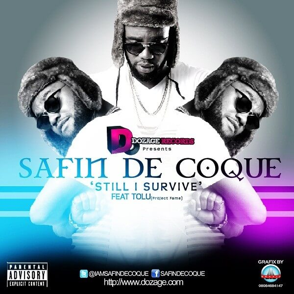 Safin De Coque - Still I Survive [Artwork]
