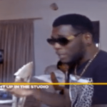 VIDEO: Burna Boy Freestyles On E-Xtra