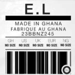 PREMIERE: E.L – No Size