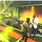 Don Jazzy, Wande Coal & D'Prince's Performance At Big Brother Africa Opening