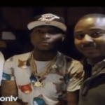 "VIDEO: Davido's ""One of A Kind"" Studio Session."