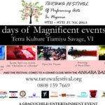 Taruwa Festival of Performing Arts In Nigeria