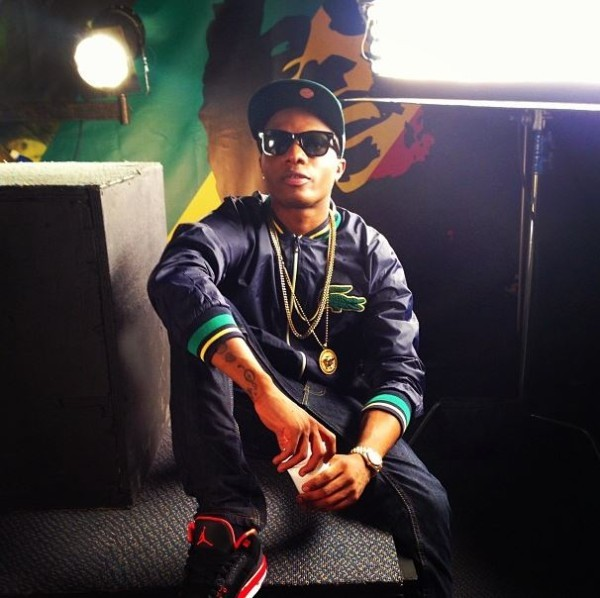 [MUSIC] Wizkid – I Love You Baby