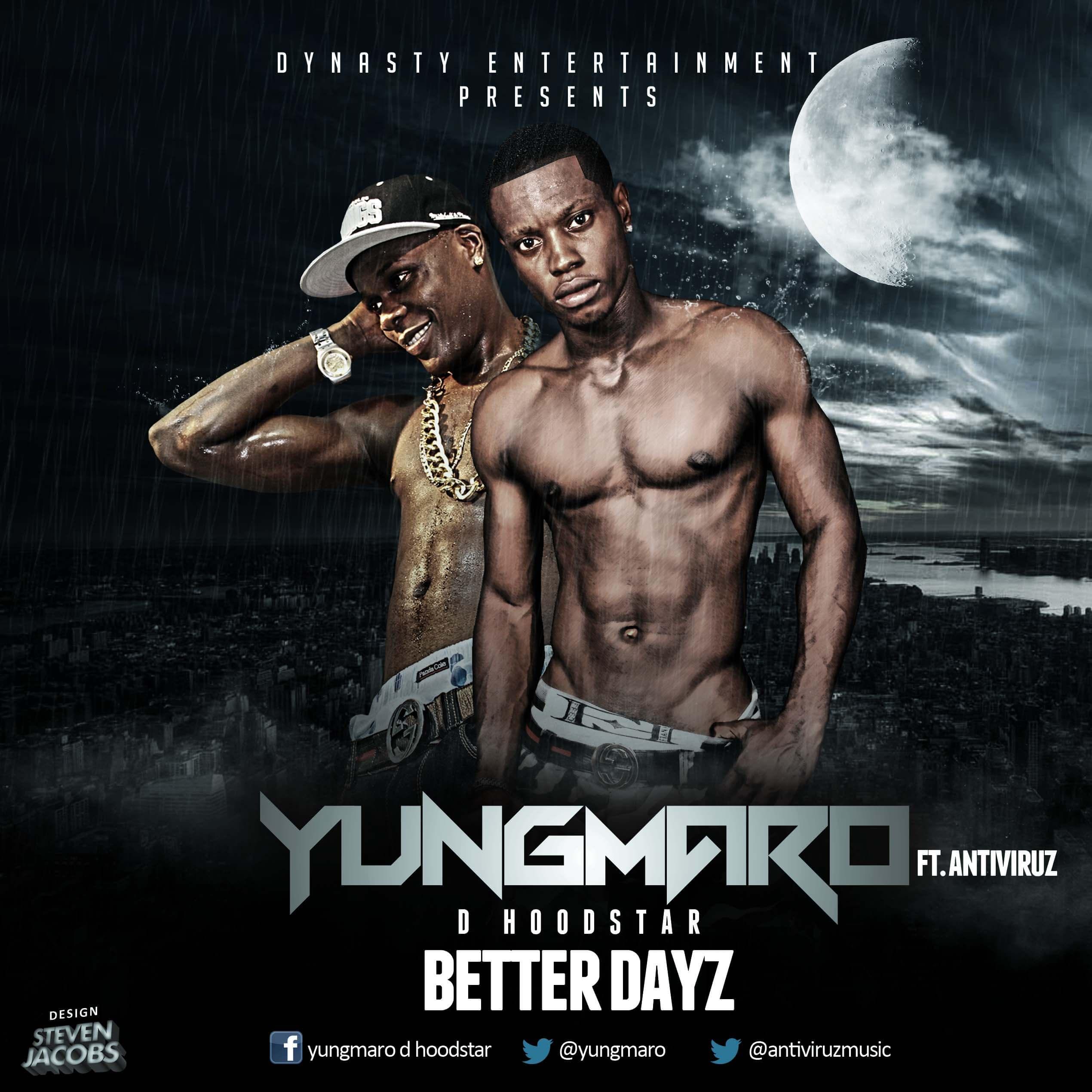 YungMaro Better Days Art