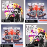 Skales – Denge Pose + Take Care Of Me