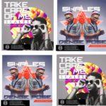 Skales – Denge Pose + Take Care Of Me