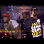 VIDEO:Davido Signs Orezi To HKN Gang