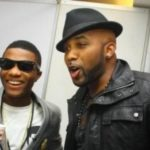 Video: Banky W and Wizkid Unite at Galaxy S4 Launch