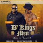 VIDEO:2Chainz & D'banj Performing in Lagos (DKM Concert)