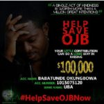 Kelly Hansome – Save OJB