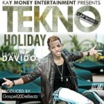 VIDEO: Tekno – Holiday ft Davido [Behind The Scenes]