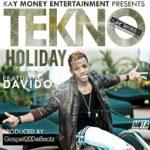 Video Premiere: Tekno – Holiday ft Davido