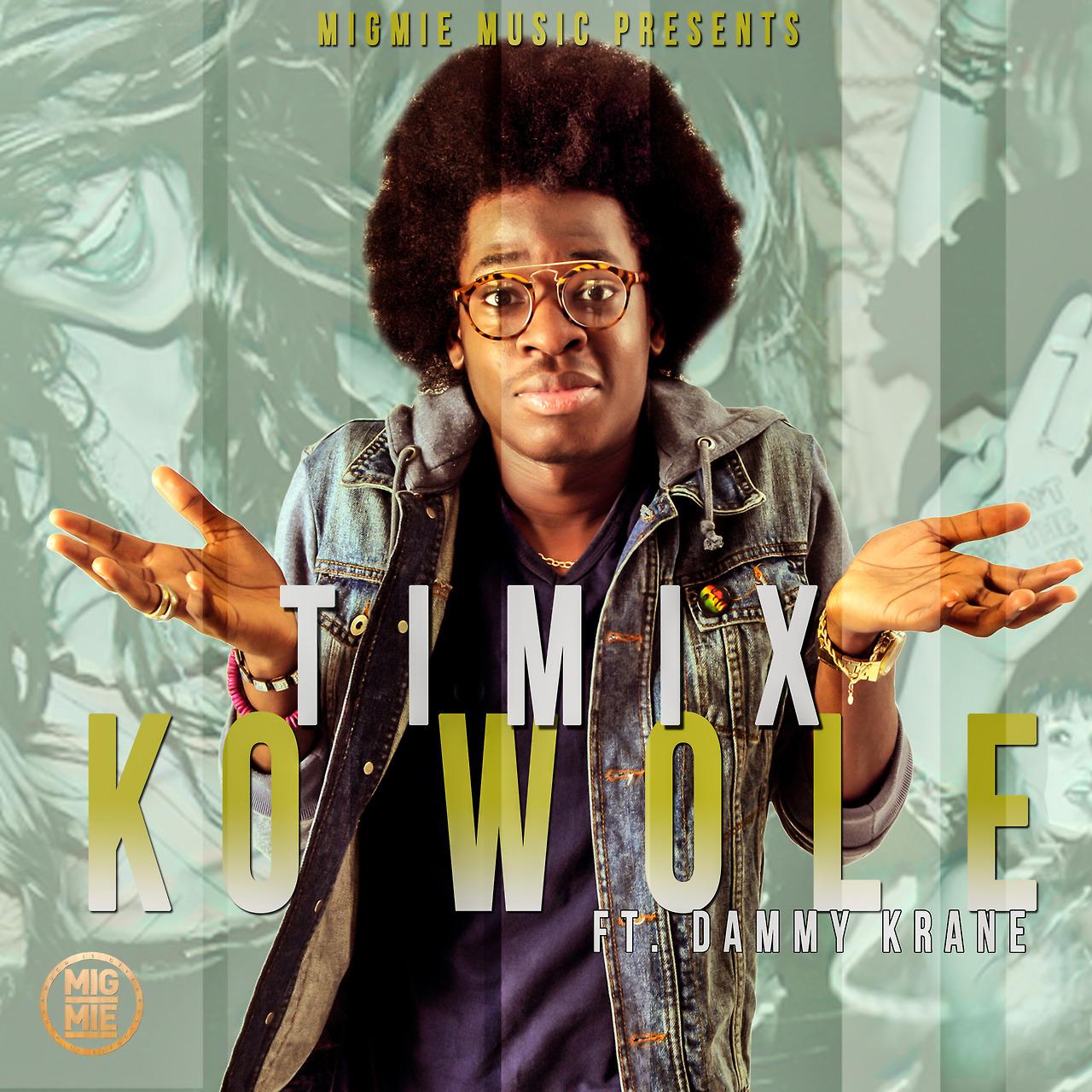 Timix Dammy Krane Kowole Cover Art