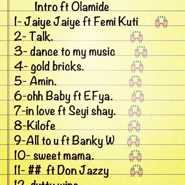 Wizkid-album-tracklist