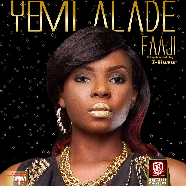 Yemi Alade - Faaji [Single Cover] (2)