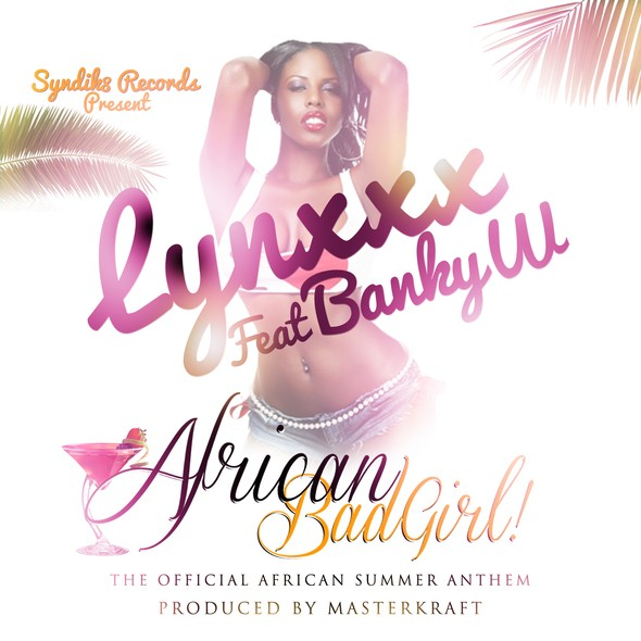 AFRICAN BAD GIRL CD COVER 2