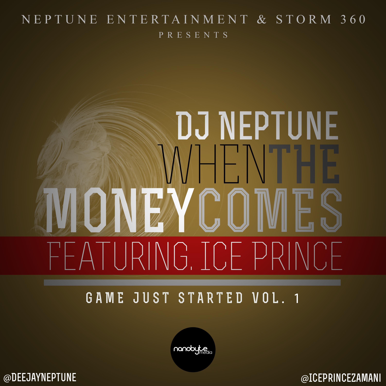 DJ Neptune GJSM
