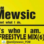 Dj Mewsic Presents FreeStyle Mix 6