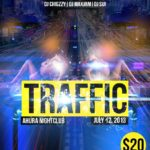 Traffic (July 12th)