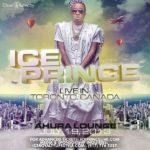 VIDEO:  Ice Prince Toronto Performance